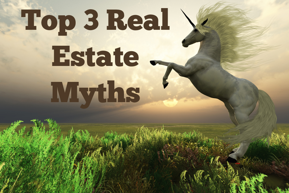 The Myths of Real Estate Field