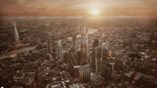 London, the city of your dreams