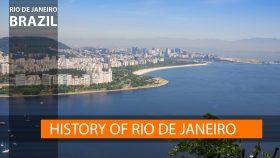 Rio de Janeiro – Brief History